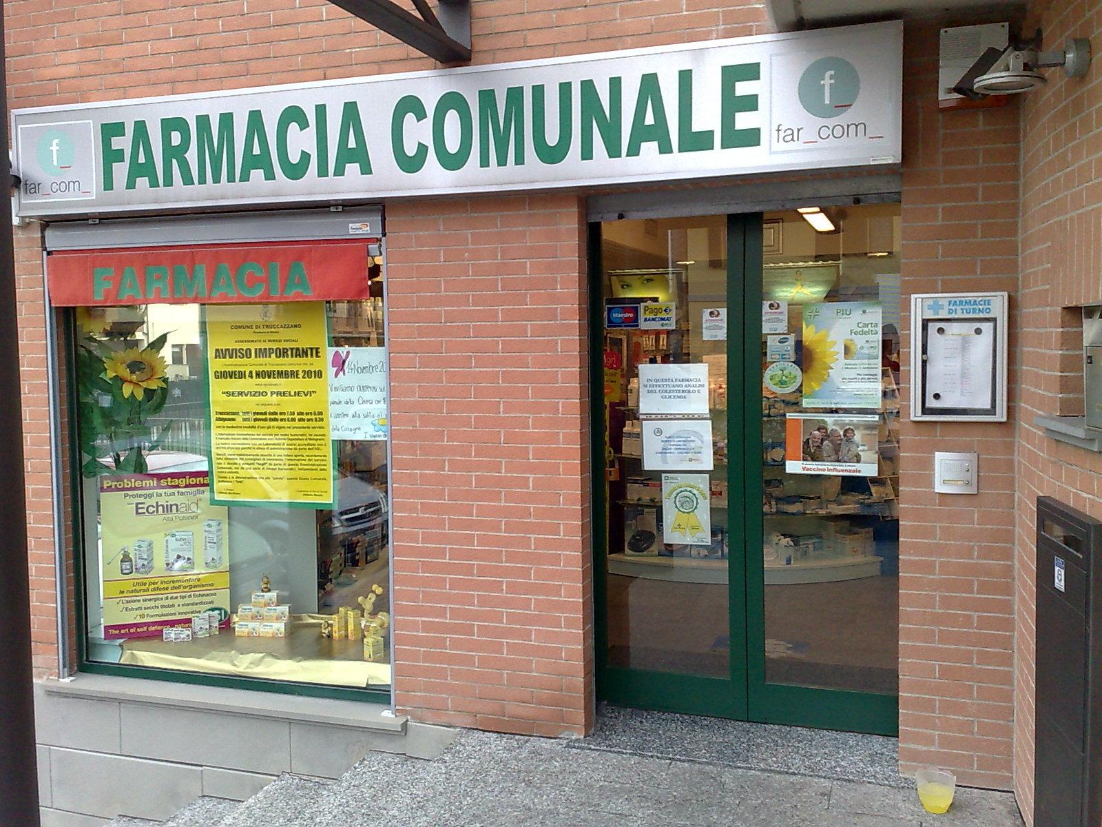 Farcom Farmacia Comunale Albignano