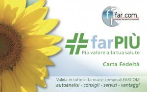 Carta fedeltà FarPIU'